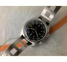 DUWARD AQUASTAR CONTINUAL SUPER COMPRESSOR 200M Vintage Diver swiss automatic watch 20 ATM Cal. ETA 2472 *** COLLECTORS ***