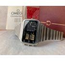 OMEGA SEAMASTER CHRONO-QUARTZ Cal. 1611 Vintage swiss quartz watch MONTREAL 1976 ALBATROS *** WATCH + MANUAL + BOX ***
