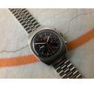 ROAMER STINGRAY Vintage swiss hand winding chronograph watch 400FT-120M Cal. Valjoux 72 Ref. 072-9120.602 *** SPECTACULAR ***