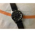 BENRUS ULTRA-DEEP 666FT 200M Vintage swiss automatic watch DIVER Cal. ETA 2452 Ref. 6088 *** COLLECTORS ***