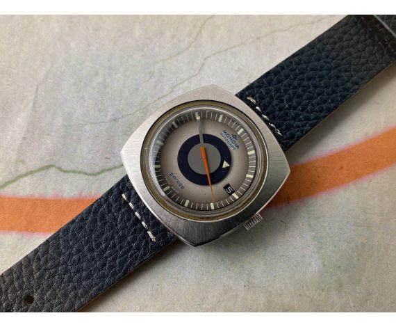 MONDIA PARADE Reloj Vintage suizo automático Cal. AS 1916 *** DIAL MISTERIOSO ***