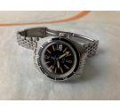 JAZ Vintage DIVER automatic watch Cal. FE 3611 200M Lollipop second hand BROAD ARROW *** SPECTACULAR ***