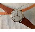 STUDIO Vintage hand winding swiss watch Cal. Vulcain 590 OVERSIZE Plaque OR *** SPECTACULAR DIAL ***