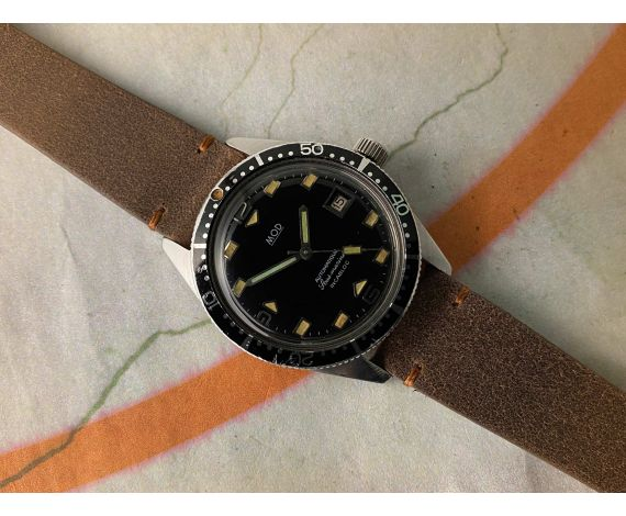 MOD SOUS MARINE Vintage automatic watch 20 ATMOSPHERES Cal. ETA 2472 *** SKIN DIVER ***