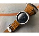 THERMIDOR Vintage Diver chronograph manual winding swiss watch 20 ATM Landeron 248 Screw Down Crown *** REVERSE PANDA DIAL ***