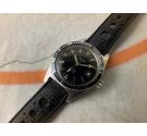 SELUX Vintage DIVER automatic watch 20 ATMOSPHERES Cal. ETA 2472 *** OVERSIZE ***