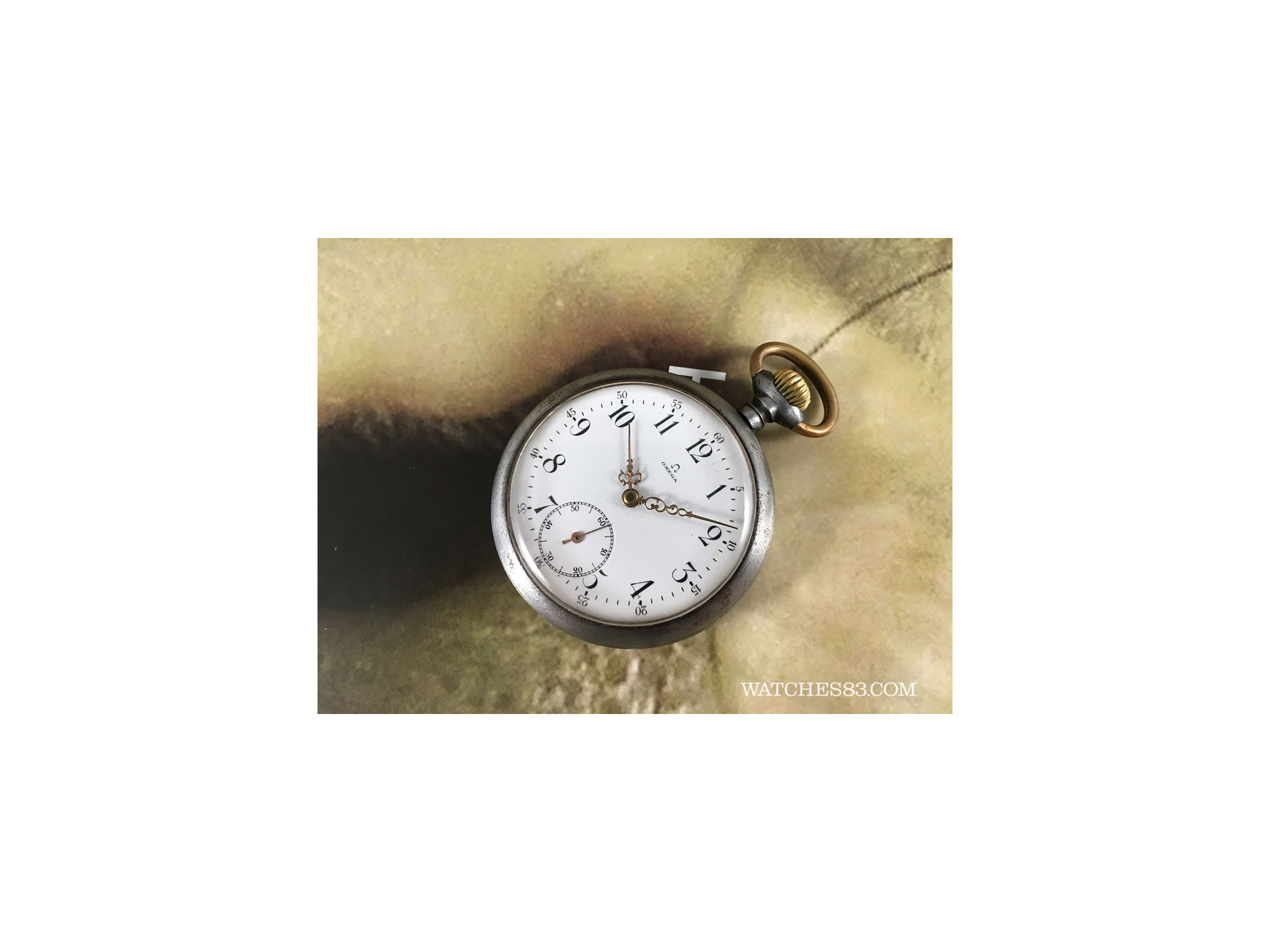 vintage swiss pocket omega watches83