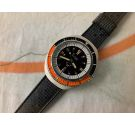 SQUALE 600 Vintage swiss automatic DIVER watch Cal. Felsa 4007 1920 FEET *** 60 ATMOS ***