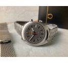OMEGA CHRONOSTOP Vintage swiss hand winding chronograph watch Ref 146.009 / 146.010 Cal 920 + BOX *** DOUBLE BRACELET ***