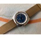 TISSOT DL SUPER COMPRESSOR Vintage swiss automatic watch 21 jewels Cal. ETA 784-2 *** GIANT ***