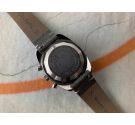 BULOVA DEEP SEA 666 FEET Swiss watch Antique string chronograph Cal. 14 EB (Valjoux 7733) *** PANDA REVERSE ***