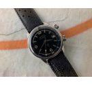 MULCO ESCAFANDRA DIVER SUPER COMPRESSOR Vintage swiss automatic watch Cal. ETA 2472 Ref. 6-64 *** SPECTACULAR ***
