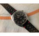 TISSOT VISODATE SEASTAR T12 Vintage swiss hand winding watch DIVER Ref. 44518 Cal. 784-2 *** OVERSIZE ***