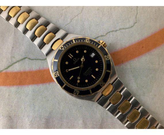 OMEGA SEAMASTER CHRONOMETER 200M PRE BOND Reloj suizo antiguo automático Cal. 1111 Ref. 368.1041 *** DIVER ***