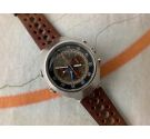 OMEGA FLIGHTMASTER 1969 Vintage swiss manual winding watch Cal. 911 Ref. 145.026 *** CHOCOLATE COUNTERS ***