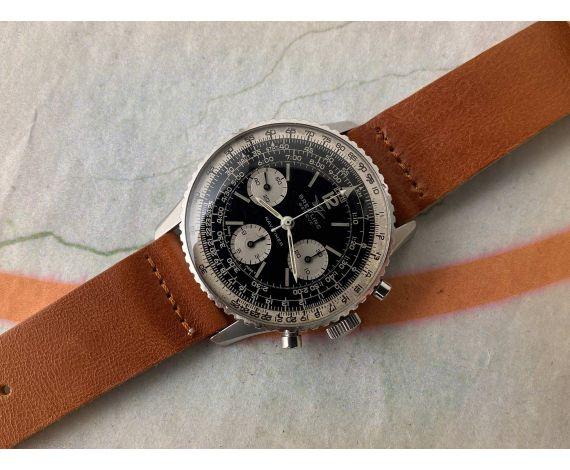 BREITLING NAVITIMER 1964 Reloj vintage suizo de cuerda Cal. Venus 178 Ref. 806 GRAN DIÁMETRO *** COLECCIONISTAS ***