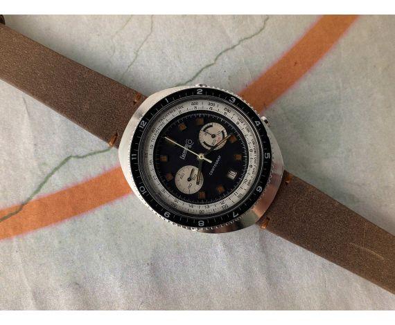 EBERHARD CONTOGRAF Reloj suizo vintage de cuerda Cal. Eberhard 325-B Ref. 1.31504-39 OVERSIZE *** COLECCIONISTAS ***