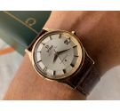 """OMEGA CONSTELLATION """"PIE PAN"""" OFFICIALLY CERTIFIED 18K YELLOW GOLD Cal. 561 Ref. 168.005 / 6 *** COLLECTORS ***"""