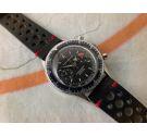 NIVADA GRENCHEN CHRONOMASTER AVIATOR SEA DIVER Vintage swiss hand winding chronograph watch Cal. Valjoux 92 *** PRECIOUS ***