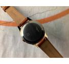NOS KARDEX Vintage swiss hand wind watch AWESOME Cal. FHF 26 Plaque or *** NEW OLD STOCK ***