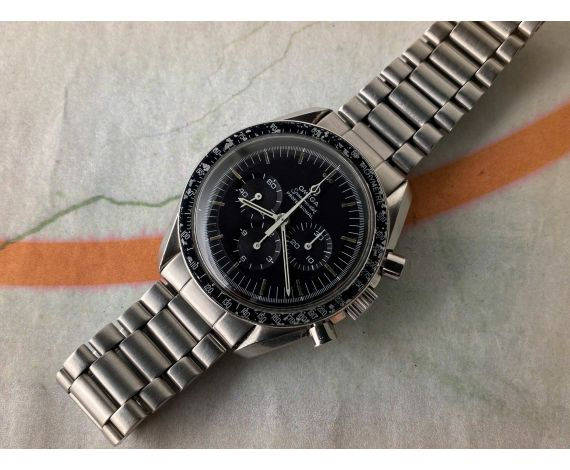 OMEGA SPEEDMASTER PROFESSIONAL MOONWATCH Ref. 145.022-69 Reloj cronógrafo antiguo de cuerda Cal. 861 *** ESPECTACULAR ***