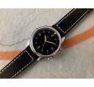 BULOVA DIVER SUPER WATERPROOF Vintage swiss automatic watch Cal. 11AFAC M3 Ref. 314 *** SUPER COMPRESSOR ***