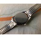 UNIVERSAL GENEVE POLEROUTER DATE Reloj vintage suizo automático Ref. 204610/6 Cal. 218-2 MICROTOR *** BRAZALETE ORIGINAL ***