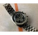 MOVADO DATRON HS 360 SUPER SUB SEA 10 ATM Vintage automatic chronograph watch Cal. 3019 PHC *** MOVADO GAY FRÈRES BRACELET ***