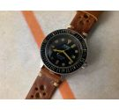 JENNY SWISS HI-SWING CARIBBEAN 1500 DIVER Swiss vintage automatic watch 1000 METERS 3300 FT *** COLLECTORS ***