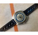MIRAMAR GENEVE NEW OLD STOCK Vintage swiss hand wind watch Cal. 781-1 CJ STAINLESS STEEL *** N.O.S. ***