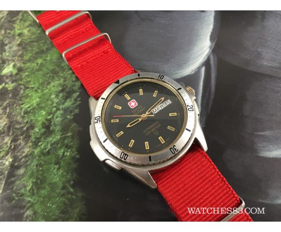 Swiss Military automatic 5-517
