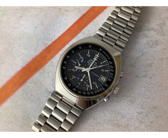 OMEGA SPEEDMASTER PROFESSIONAL MARK IV Vintage Swiss automatic chronograph watch Ref. 176.009 Cal. 1040 *** SPECTACULAR ***