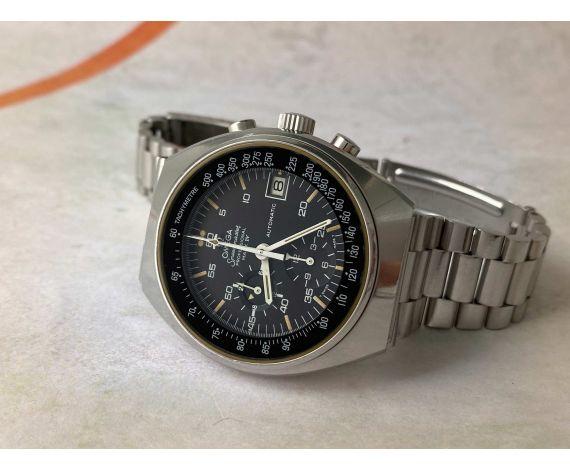 OMEGA SPEEDMASTER PROFESSIONAL MARK IV Reloj Cronógrafo vintage suizo automático Ref. 176.009 Cal. 1040 *** ESPECTACULAR ***