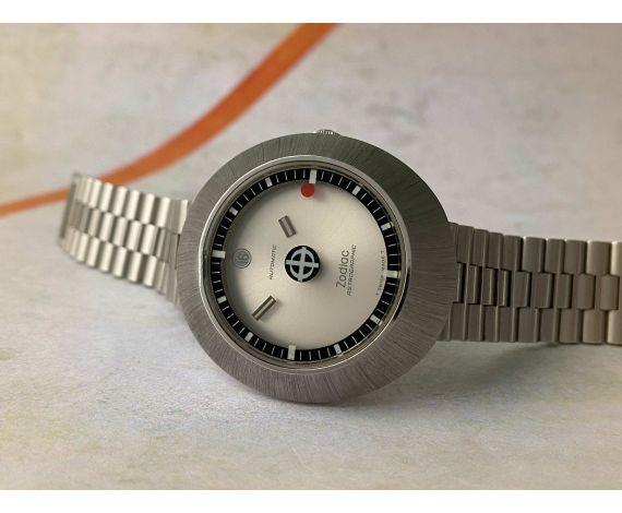ZODIAC ASTROGRAPHIC DIAL MISTERIOSO Reloj suizo antiguo automático SST 36000 Cal. 88D Ref. 882 953 *** MINT ***