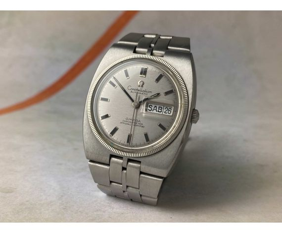 OMEGA CONSTELLATION Chronometer Officially Certified Vintage automatic watch Ref. 168.045 Cal. 751 *** ALL ORIGINAL ***