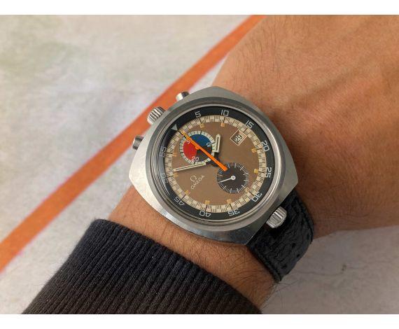 OMEGA SEAMASTER BULLHEAD 1969 Cal. 930 Vintage swiss hand winding chronograph watch Ref. 146.011-69 *** COLLECTORS ***