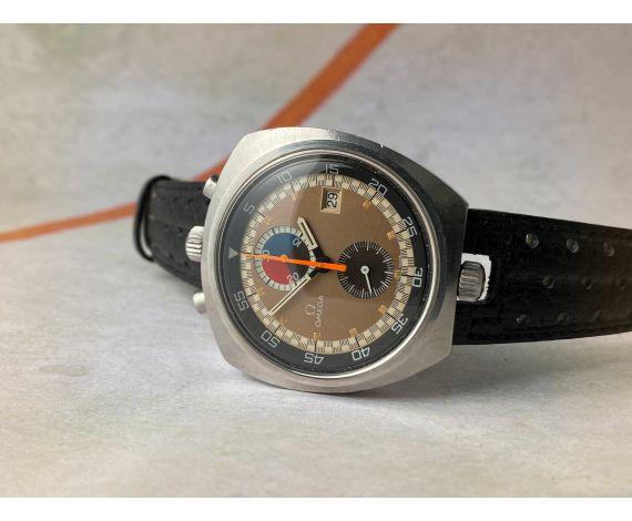 OMEGA SEAMASTER BULLHEAD 1969 Cal. 930 Reloj Cronógrafo suizo vintage de cuerda Ref. 146.011-69 *** COLECCIONISTAS ***