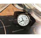 WW1 Vintage swiss watch manual wind 1916 *** OVERSIZE ***