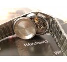Radiant Blumar 25 jewels NOS Reloj antiguo suizo automático
