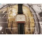 EDOX New era Swiss vintage watch automatic OVERSIZE
