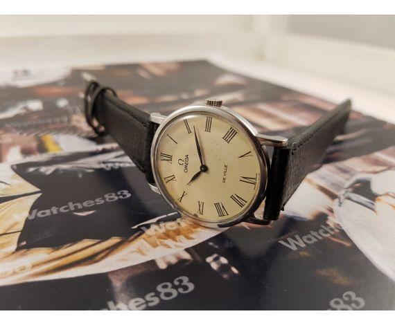 OMEGA De Ville Cal 625 Reloj suizo antiguo de cuerda