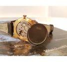 Duward Vintage swiss manual winding watch Plaqué Or