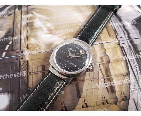 Reloj antiguo suizo Fortis True Line automático PRECIOSO