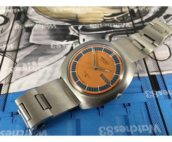 23a519d5bb22 Reloj Seiko automatic de los años 70 Rareza muy buscado!!! Dial ...