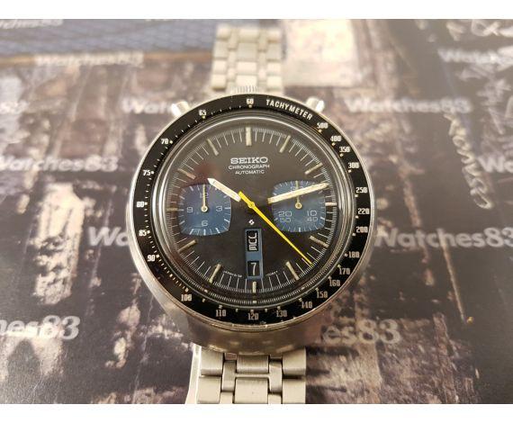 Reloj cronógrafo antiguo automático Seiko Chronograph Automatic Ref 6138-0040 JAPAN J 689711