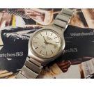 Reloj suizo vintage automático Longines Admiral