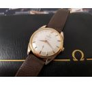 Omega Geneve Automatic gold filled vintage watch Cal 491 Ref 2981-2 + BOX