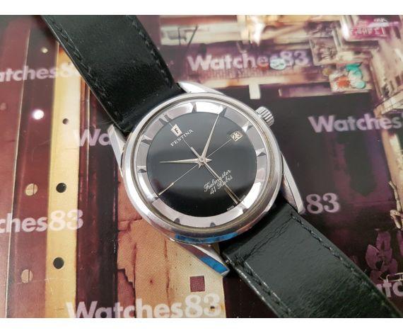 Automatic vintage watch Festina Fielmaster 41 jewels *** Polerouter type ***