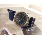 Vintage watch Seiko Chronograph Blue Dial Automatic Ref 6139 JAPAN A 739944