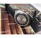 Vintage swiss automatic watch Aquastar Genève Seatime Diver *** COLLECTOR'S ***